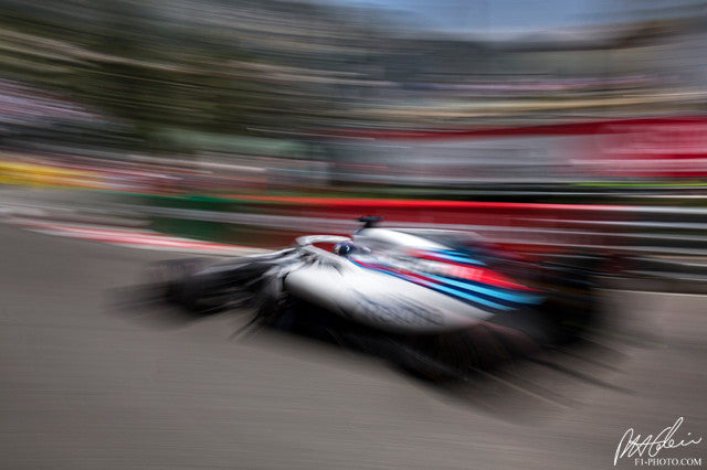 Lance Stroll, Williams-Mercedes, Monaco GP 2018
