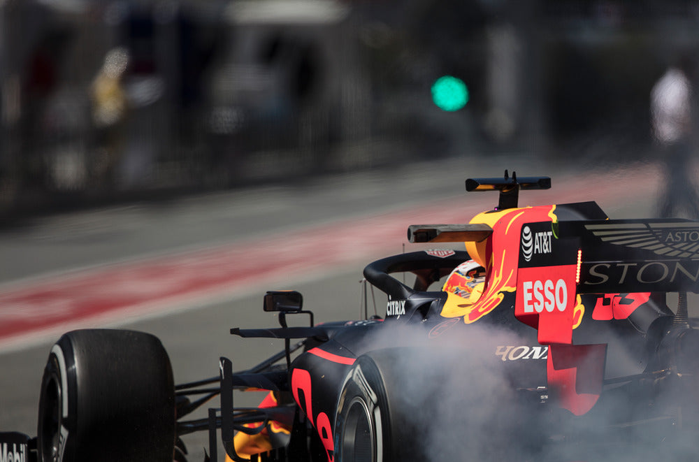 Max Verstappen, Red Bull-Honda, Spanish GP 2019 (1)