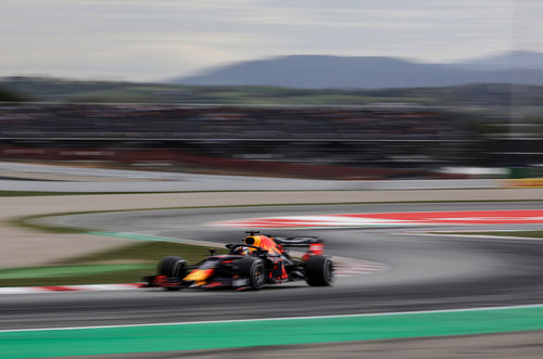 Max Verstappen, Red Bull-Honda, Spanish GP 2019 (4)