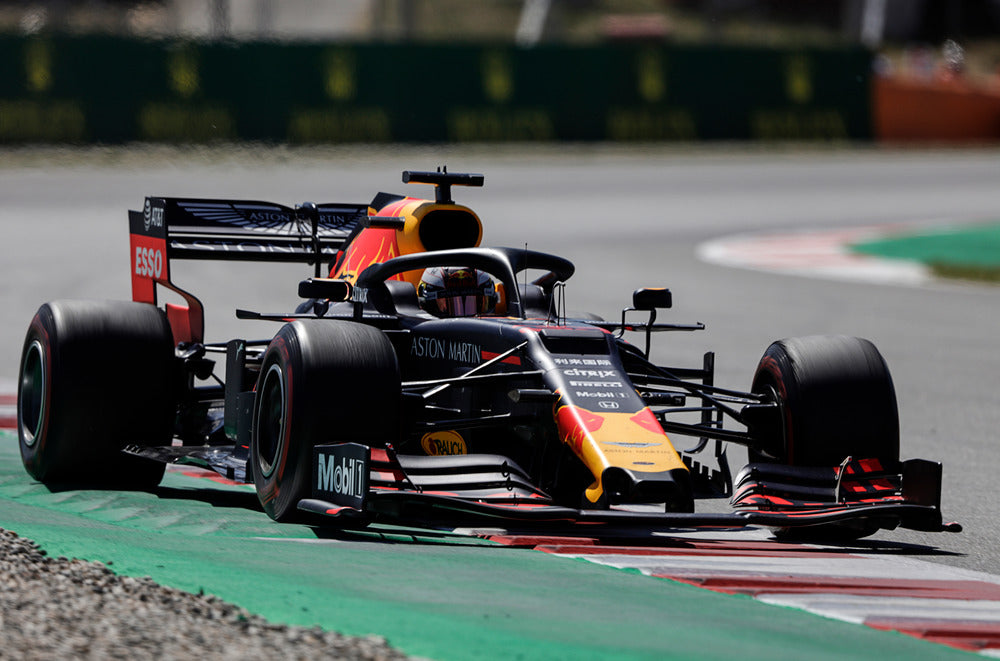 Max Verstappen, Red Bull-Honda, Spanish GP 2019 (6)