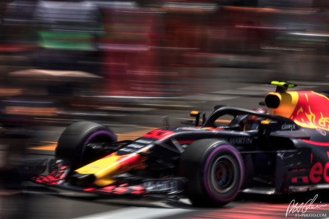 Max Verstappen, Red Bull-Renault, French GP 2018 (2)