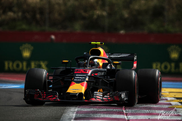 Max Verstappen, Red Bull-Renault, French GP 2018 (5)