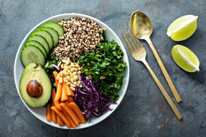 The Nourished Quick Bowl