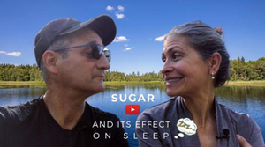 Sugar and sleep: My hubby's story