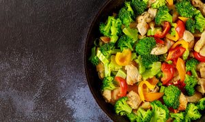 Basic Stir Fry or Skillet