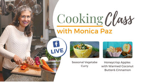 Cooking Live Recipes
