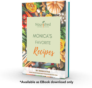 Monica's Favorite Recipes (EBook download)