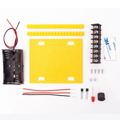 DIY Music Doorbell Electronics Kit - STEM Toys Best