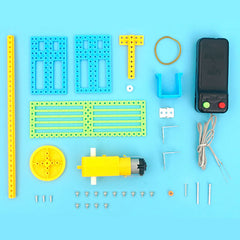 Wire Controlled Electric Barrier Gate DIY Kits
