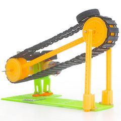 Electric Conveyor Belt Engineering Toys - STEM Toys Best