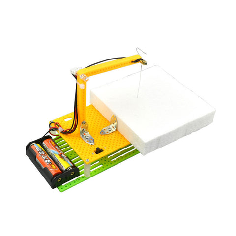 DIY Hot Wire Foam Cutter Physics Kit