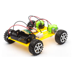 Mobile Phone Remote Control Car DIY Kit