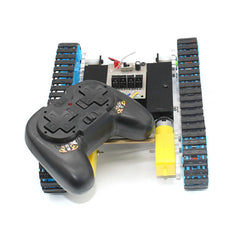Remote Control Tracked Vehicle Model Assembly Kit