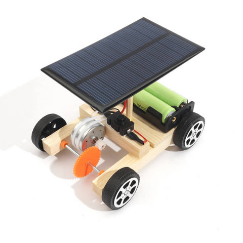 Solar Powered Car Solar Kit