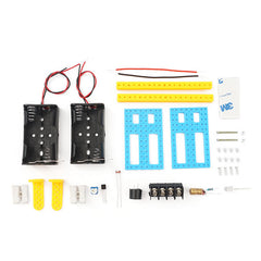 DIY Infrared Alarm Science Kits Plastic