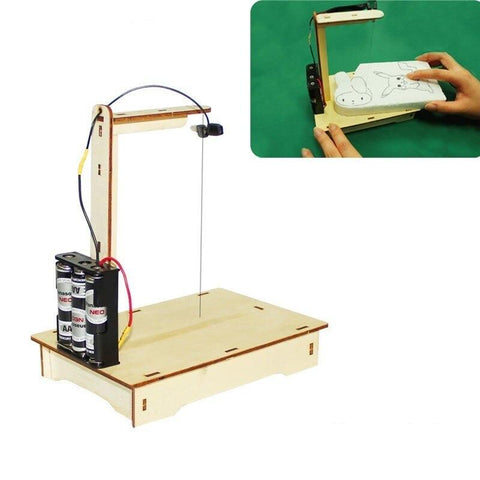 Foam Cutting Machine Experiment Kit