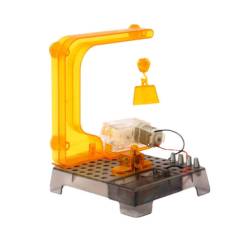 Electric Crane Science Experiment Kit