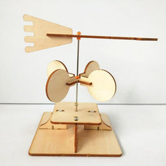 Wind Vane Science Learning Kit - STEM Toys Best