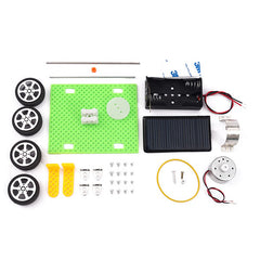 Solar Hybrid Physics Kits Plastic