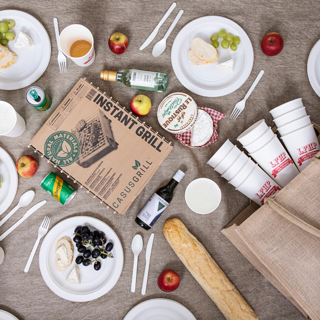 Eco-Friendly Gifts: The Story Behind Our Eco-Friendly Picnic Gift Hamper