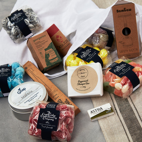 Eco-Friendly Pre Filled Christmas Stocking and Fillers For Teenage Sons