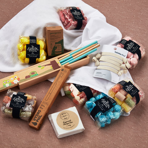 eco-friendly pre filled stocking fillers