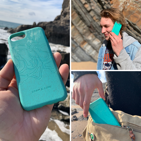 compostable phone case gifts for husbands and boyfriends