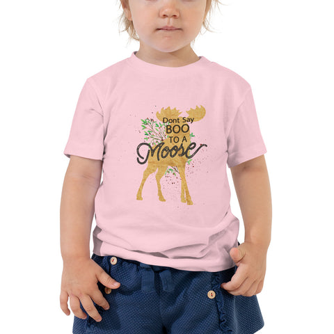 Dear Toddler Short Sleeve Tee