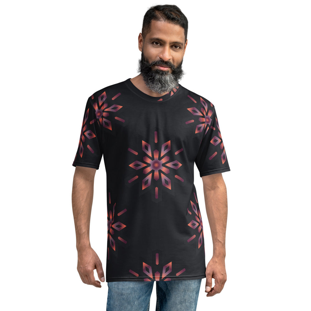 Pitch Black Men's T-shirt