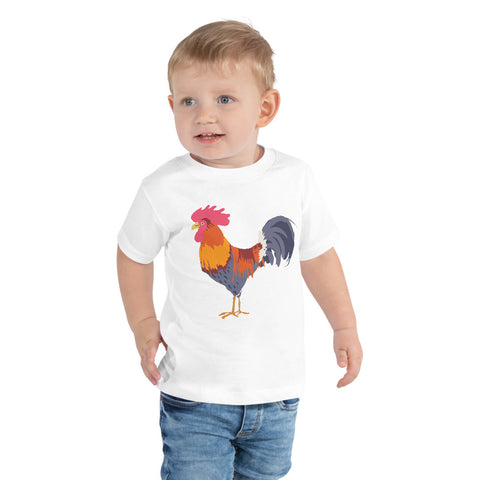 Cock Toddler Short Sleeve Tee