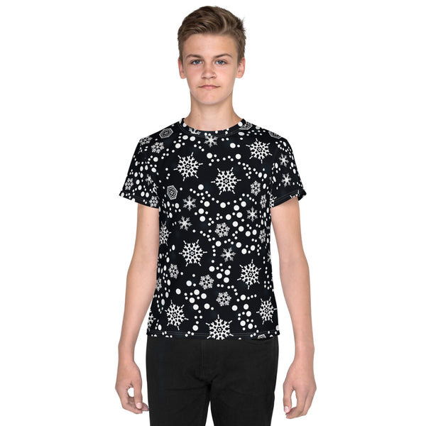 Black & White Youth T-Shirt