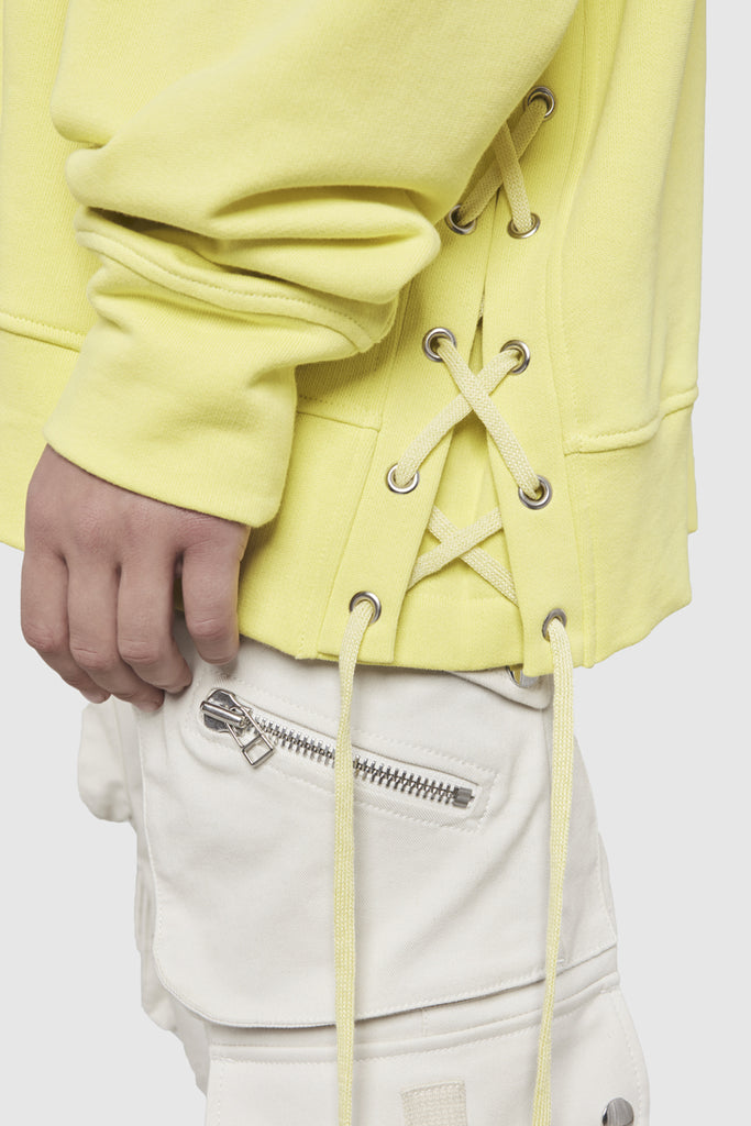 A close-up of a Todd James zipped hoodie by Faith Connexion, a brand of luxury clothes