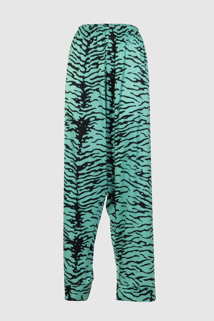 PRINTED PYJAMA PANTS - Faith Connexion