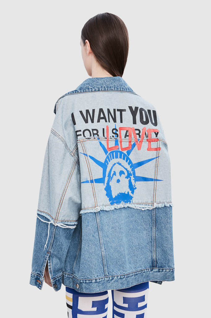 NTMB LIBERTY DENIM JACKET