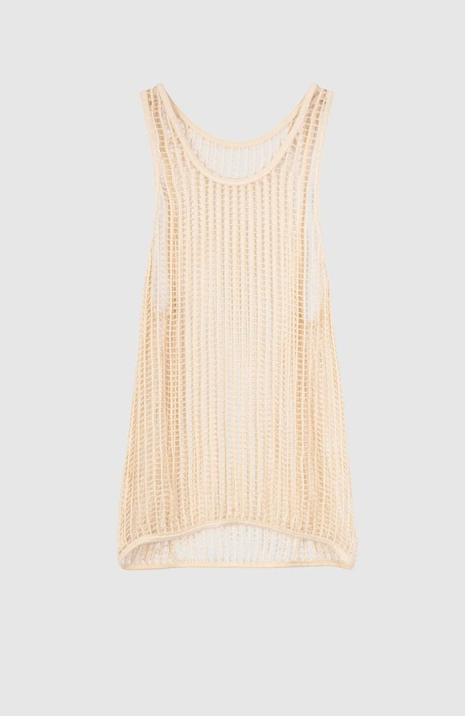 MESH TANK TOP - Faith Connexion