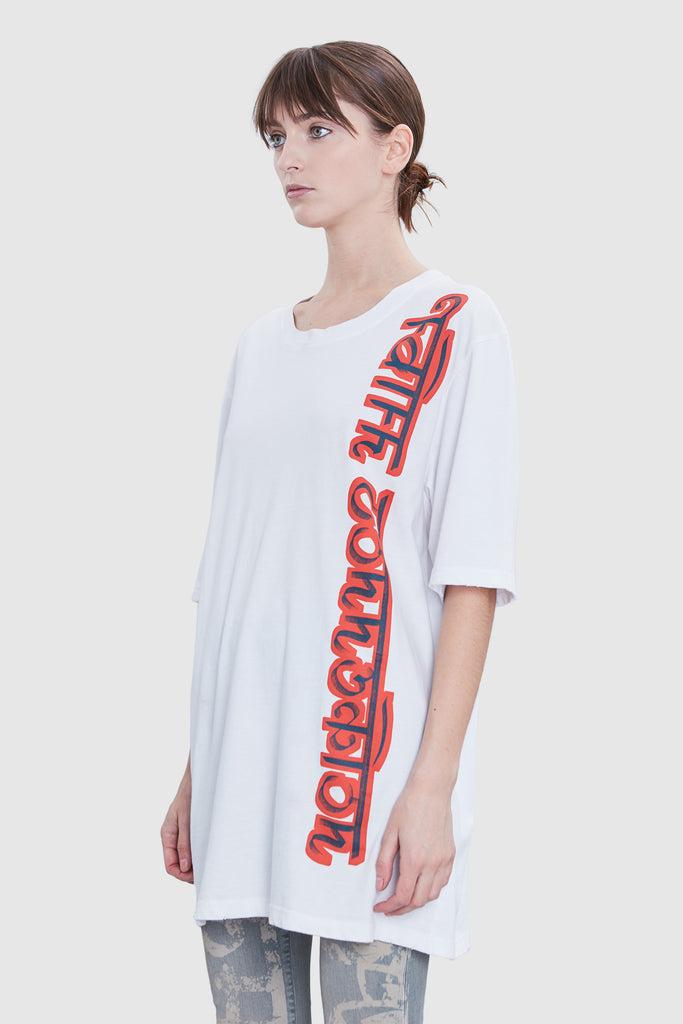 COTTON OVERSIZED T-SHIRT