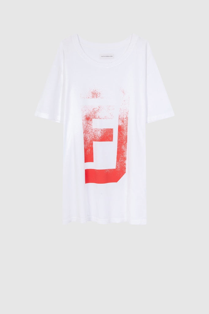 PRINT FAITH CONNEXION T-SHIRT