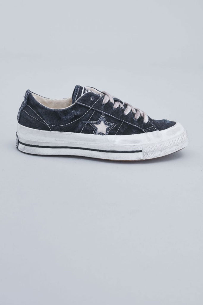 CONVERSE ONE STAR NAVY