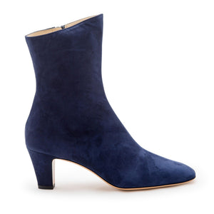 Zippo Boot High - Inky Blue Suede