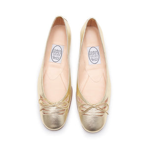 Slash Ballet Gold Calf