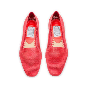 Raffia Albert - Red