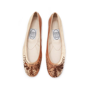 Wire Spring Ballet - Camel Gold