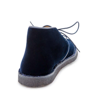 Velt Boot Women - Navy Velvet