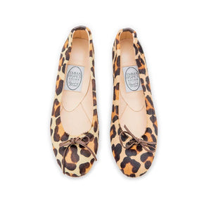 Elasticated Ballet - Leopard Pony