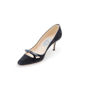 Una High Court - Black Suede