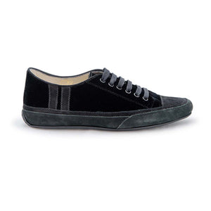 AB Joe Sneaker - Black Velvet