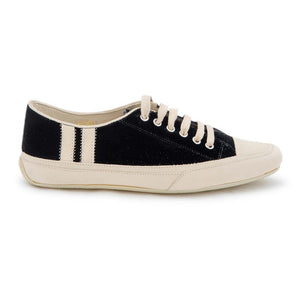 Joe Sneaker - Black Velvet