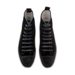 AB Magic Basket - Black Suede