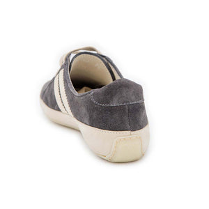 Slims Men - Grey Suede