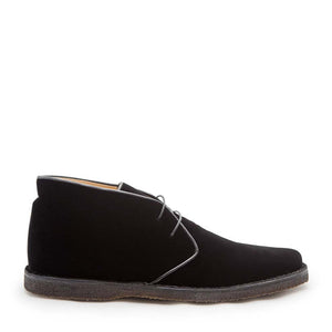 Velt Boot Women - Black Velvet
